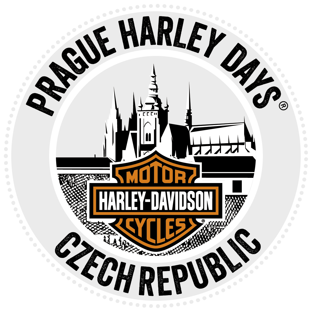 Logo hd prague castle 2019 bez data